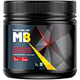 MuscleBlaze Monohyrate Creatine, 250 gms / 0.55 lb Unflavoured