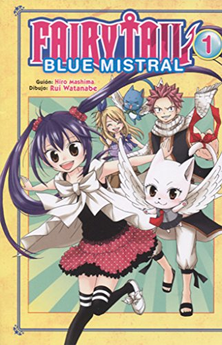 Fairy Tail: Blue Mistral 01 por From Norma Editorial