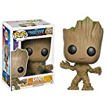 FunKo-Pop-Figur Junger Groot aus Guardians of The Galaxy 2, Pop-Vinyl-Figur 202, Lebensgröße, 12931