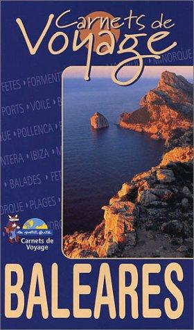 Carnets de voyage : Baléares