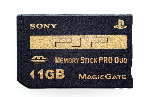 Sony Memory Stick PRO Duo Speicherkarte 1GB