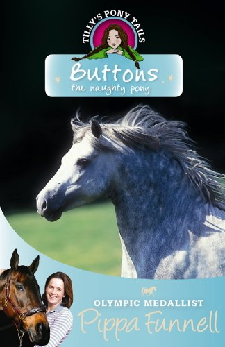 Buttons the naughty pony