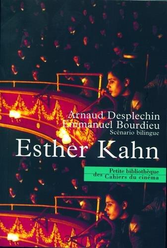 Esther Kahn (scénario bilingue)