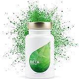 LEOVita Beta Carotin • Bräunungskapseln • für einen gesunden Teint • Carotin Kapseln hochdosiert • 100...