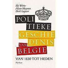 Politieke geschiedenis van België (Dutch Edition)