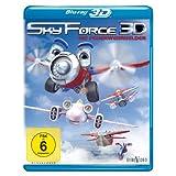 Sky Force - Die Feuerwehrhelden [3D Blu-ray]