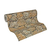 A.S. Creation 95863-1 Stone Wallpaper, Roll Size: 10.05m x 0.53m