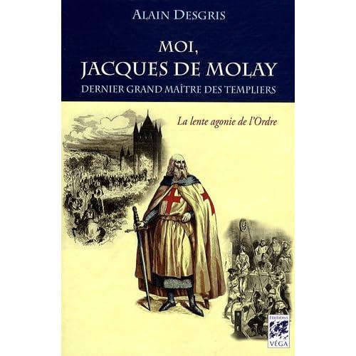 Moi, Jacques de Molay : Dernier grand maître des templiers, La lente agonie de l'ordre