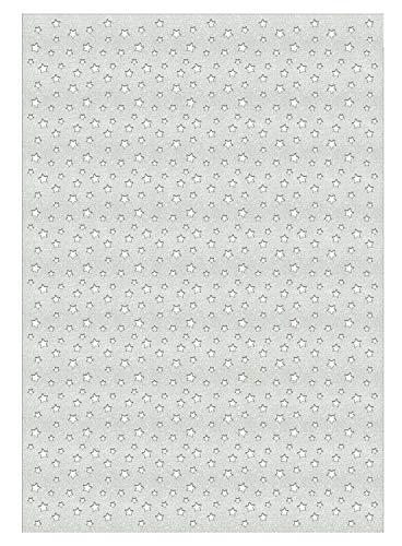 Ursus 60960002 Silhouetten - Cartón de cartón, 10 Hojas, 300 g/m², Aprox. 23 x 33 cm, diseño Grabado con láser, para Decoraciones Festivas, Tarjetas de Navidad y para Decorar Regalos, Plata Mate