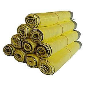 5 bis 100 Rollen Gelber Sack, Gelbe Säcke