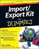 Import/export Kit for Dummies (For Dummies (Lifestyles Paperback)) by Capela, John J. ( 2012 )
