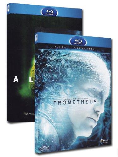 Prometheus+Alien (2 Blu-ray)