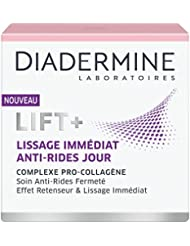 Diadermine - Lift+ Lissage Immédiat - Soin de Jour Anti-Rides Ultra Tenseur - 50 ml