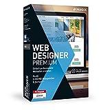 Magix Web Designer Premium | Version 15 | Professionelle Websites | selbst erstellen - MAGIX