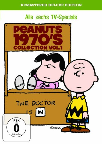 The Peanuts - 1970's Collection [Deluxe Edition] [2 DVDs] -