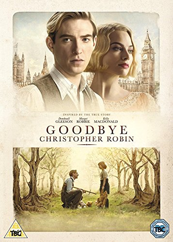 Goodbye Christopher Robin [DVD] [2017]