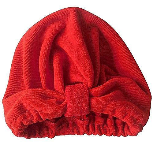 Microfiber Hair Wrap Fast Drying Towel Soft Cap