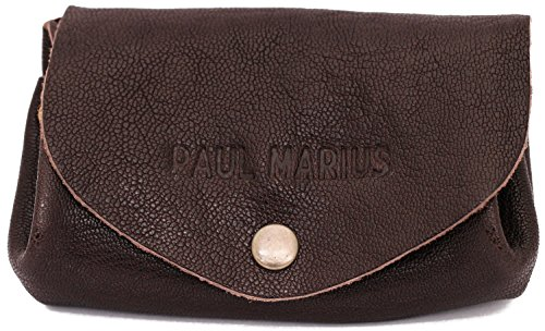 le-gustave-dark-brown-purse-in-soft-leather-coin-purse-with-snap-closure-vintage-style-pouch-paul-ma