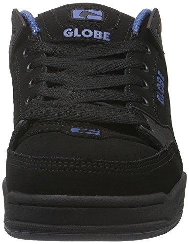 Globe Tilt, Baskets Basses Homme Noir (20238)