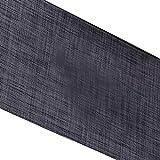 Kakiyi Leinen-Design-PVC Tischset Speise Schüssel-Platten-Auflage Tischdeko Mat Bar-Schalen-Auflage-Untersetzer - 6
