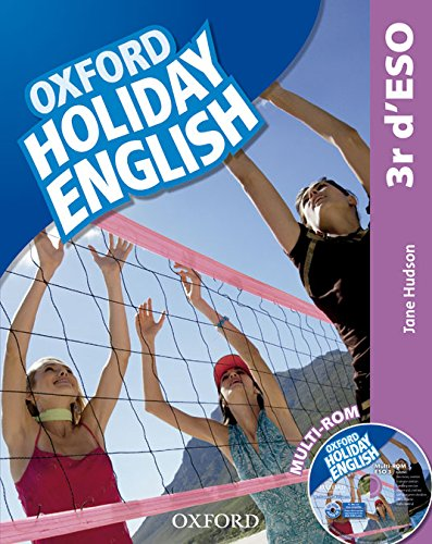 Holiday English 3º ESO: Student's Pack (catalán) 3rd Edition (Holiday English Third Edition) - 9780194014564