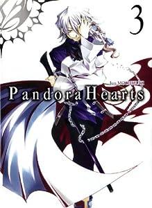 Pandora Hearts Edition simple Tome 3