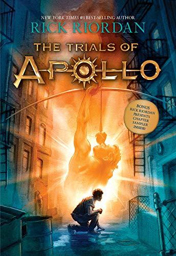 The Trials of Apollo 3-Book Paperback Boxed Set -