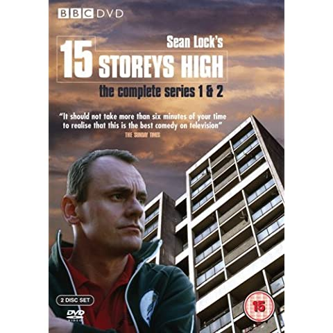 15 Storeys High [Regions 2 & 4] by Sean Lock