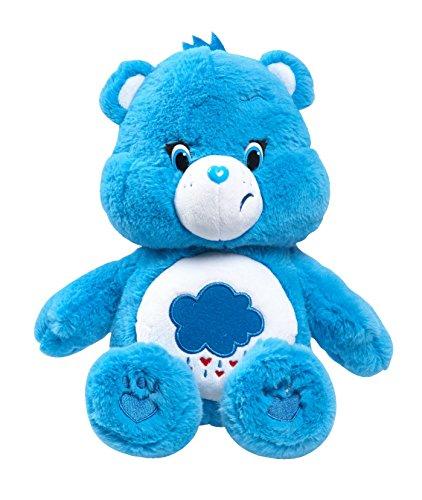 Just Play Care Bears Grumpy Medium Plüsch mit DVD