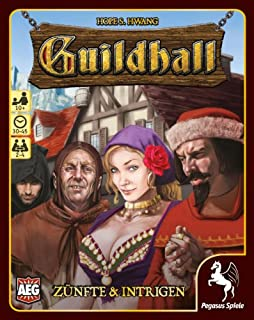 Pegasus Spiele 17270G - Guildhall Zünfte und Intrigen (B00DCW80IM) | Amazon price tracker / tracking, Amazon price history charts, Amazon price watches, Amazon price drop alerts