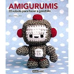 Amigurumis: El libro de los pequeños muñecos hechos a ganchillo (Ilustrados / Estilos de vida)