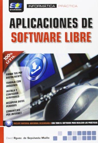 Aplicaciones De Software Libre por David Rodríguez Sepúlveda