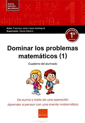 Dominar problemas matemáticos 1º