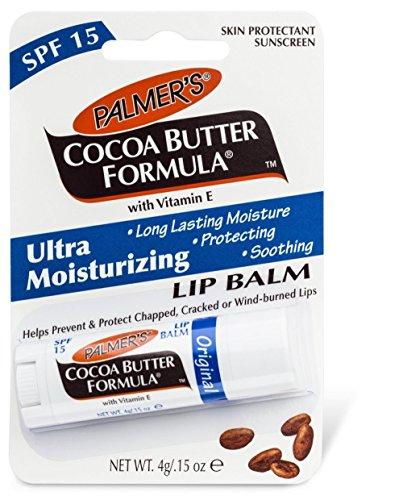 Palmers Bálsamo labial con fórmula de manteca de cacao con SPF15