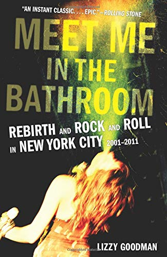 New York Street Scene (Meet Me in the Bathroom: Rebirth and Rock and Roll in New York City 2001-2011)
