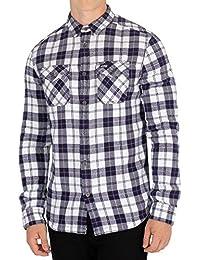5bb1151bacdb2 Amazon.fr   Superdry - Chemises   T-shirts, polos et chemises ...