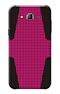 KanvasCases Printed 3D Back Cover For Samsung Galaxy J7