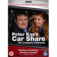 Peter Kay's Car Share - The Complete Collection
