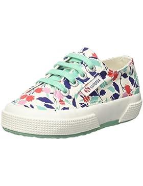 Superga Mädchen 2750-Fabriclibertyj Niedrige Sneaker
