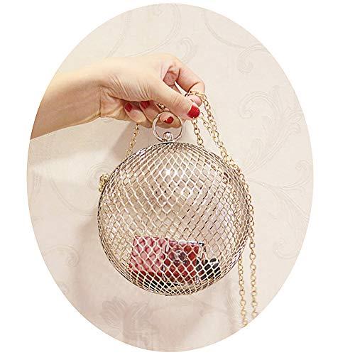 Damen Handtaschen Clutch Totes Hobos Top-Griff/Cross-Body/Shopping/Mittagessen/Gym/Schulter/Abendtaschen Roman Freizeit Exquisite Stylish Lovely,Metallic
