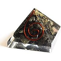 Reiki heilende Energie geladen Krystal Gifts UK Pyrit Kristall Chip Energetische Pyramide (2x 2x 2cm) mit Kristall... preisvergleich bei billige-tabletten.eu