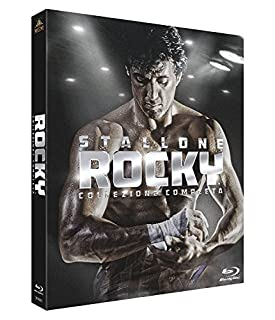 Rocky - La Saga Completa (6 Blu-Ray) (B0071AO594) | Amazon price tracker / tracking, Amazon price history charts, Amazon price watches, Amazon price drop alerts