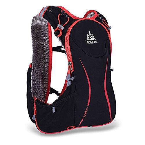 Imagen de lixada 5l deportes /–vest pack para 1.5l water bag ciclismo senderismo bag al aire libre deportes, l/xl s m