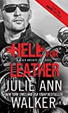 Hell for Leather by Julie Ann Walker front cover