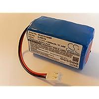 vhbw Li-Ion Akku 2600mAh (14.4V) für Blutdruckmessgerät Medizin CMICS DJDB, DJDB1200, DJDB 1200, ECG-11D, Dongjiang... preisvergleich bei billige-tabletten.eu