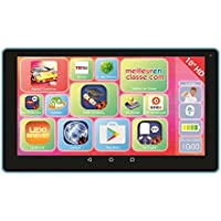 "LEXIBOOK LexiTab 10"" – Tablette Tactile Enfant, Contenu éducatif ludique, contrôle Parental – Android, Wi-FI, Bluetooth, Google Play, Youtube – Ref. MFC512"