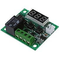 SODIAL(R) DC 12V Termostatos Interruptor sensor termico de temperatura -50 ~ 110 Celsius