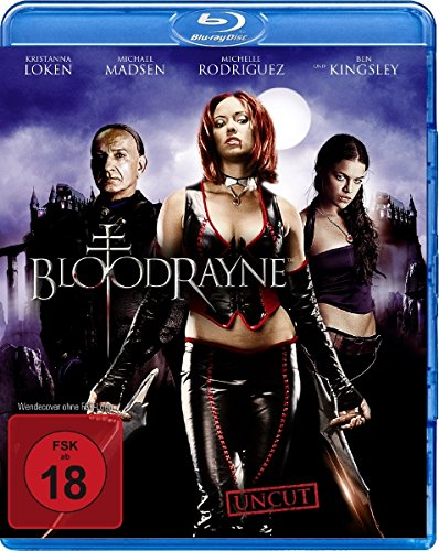Bloodrayne - Uncut [Blu-ray]