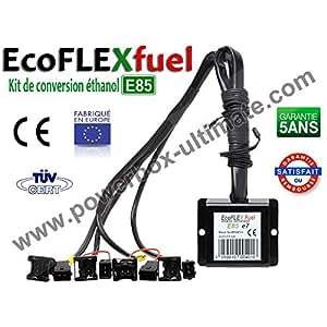 Kit éthanol E85 bioéthanol / Kit de conversation éthanol E85 4 cyl CYLINDRES ECOFlexfuel