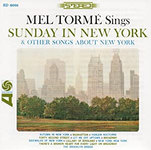 Freedb JAZZ / A207E20D - Autumn in New York  Track, music and video   by   Mel Torme